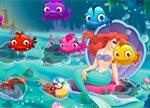 Princess Games : Princess Ariel Puzzle