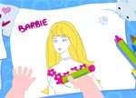Barbie igrice Barbie Coloring