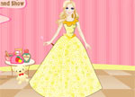Barbie Dress Design Game