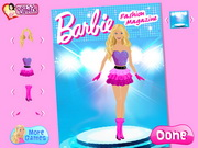 igrice Barbie Fashion Magazine