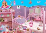 Barbie House Hidden Object Games