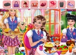 Barbie Hidden Object Games