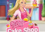 Barbie Cake Shop Game
