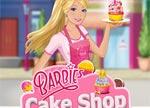 Barbie Cake Shop Game