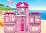Barbie Mega Mansion Game