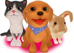 Barbie Pet Shelter Game
