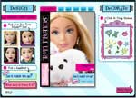 Barbie Teen Trends Make your Magazine Game