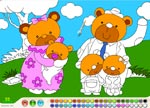 Bears Coloring