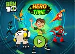Ben 10 igrice Hero Time Game