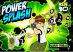 Ben 10 igrice ben 10 Power Splash