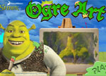 Shrek Ogre Art