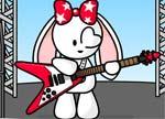 muzicke igrice Bunny Rock