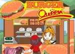 Management Games Burger Queen