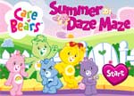 Games Care Bears igrice za decu Mede Medenjaci