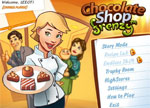 Chocolate Shop Management Games