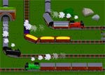 Train Games igrice Vozići