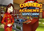 Italian cooking school or French cooking school Cooking academy 2