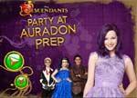 Descendants Games - Party at Auradon Prep