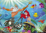 Disney's Princess Ariel Little marmaid jigsaw puzzle