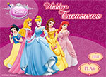 Disney Princess Hidden Treasures Hidden Object Games igrice