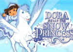 Dora igrice Snezna princeza