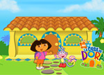 Dora igrice - slagalica