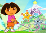 Dora igrice mini golf