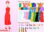 Fashion Games : Dress Up Time