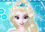 Princess Elsa Fashion Designer