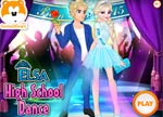 Elsa High School Dance