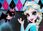 Elsa in Monster High