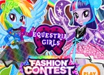 Equestria Girls Fashion Contest