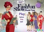 Fashion Games : Jojo's Fashion Show 3 World Tour