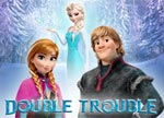 Princess Games : Frozen Double Trouble