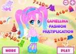 Gamellina Fashion Multiplication Games
