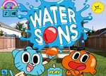igrice Gumball Games : Water Sons
