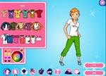 Fashion Games : Gwen dress up