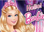 Barbie Talking Barbie Game