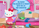 Hello Kitty House Makeover Game