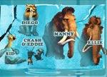 igrice Ledeno Doba 2 Ice Age 2 Dinosaur Games