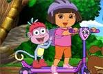 igre Dora kuce