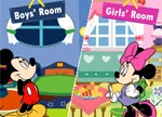Mickey Mouse Game Making my room game
