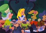 Play Alice in Wonderland Jigsaw Puzzle Game