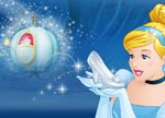 Disney Princess Cinderella Jigsaw Puzzle Game