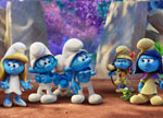 Smurfs The Lost Village Jigsaw Puzzle Game