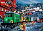 igrice Lego city trains