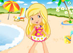 Jagodica Bobica Oblacenje Lemon Beach Party Dress Up Game