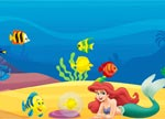 Disney Little Mermaid Fish Finder