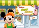 Mickey's Blender Bonanza  Game
