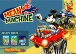 Mickey Mouse Mean Machine game